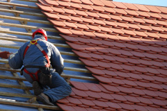 delaware county tile roof installation